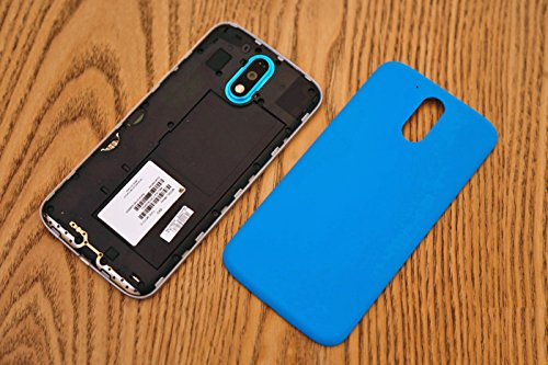 100% authentic 96946 b322a Case Creation TM Premium OEM Shell Replacement Battery Door Back Cover Back  Glass Housing Back Panel case for Motorola Moto G4 Plus / Moto G 4 + / ...