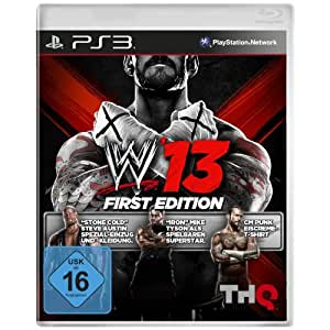 WWE 13 - First Edition