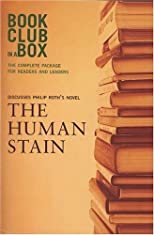 The Bookclub-in-a-Box Discussion Guide to The Human Stain by Philip Roth