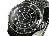 シャネル CHANEL J12 ダイヤ 腕時計 H1625