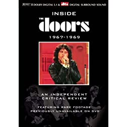 Inside The Doors 1967-1969
