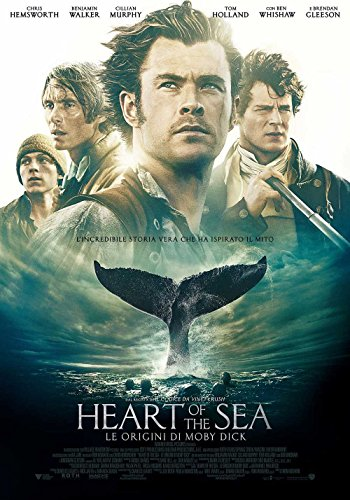 Heart Of The Sea   Le Origini Di Moby Dick 3D Blu Ray 3D PDF