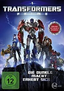 Transformers Prime, Folge 1 - Die dunkle Macht erhebt sich