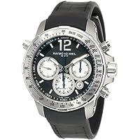 Raymond Weil Nabucc Titanium Men's Watch (7700-TIR-05207)