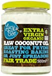 Lucy Bee Extra Virgin Raw Organic Coc...
