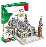 3D Puzzle St. Mark?s Square Italy Venice Cubic Fun