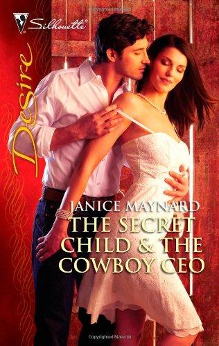 Image of The Secret Child & The Cowboy CEO (Silhouette Desire)