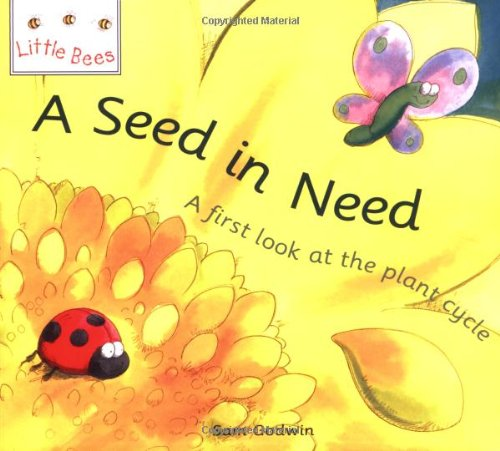 A Seed In Need: A first look at the plant cycle: First Look at the Life Cycle of a Flower (Little Bees)