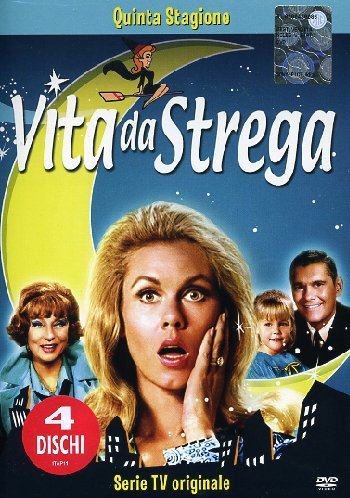 Vita da strega Stagione 05 [4 DVDs] [IT Import]