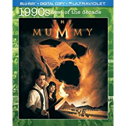 The Mummy (1999) (Blu-ray + Digital UltraViolet)