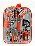 Black & Decker Jr. 23 Piece Backpack Set