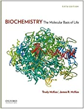 Biochemistry The Molecular Basis of Life by Trudy McKee