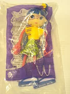McDonalds Happy Meal Toy - Betty Spaghetti 8 inch Heidi Doll, #4, 2003