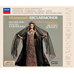 Massenet: Esclarmonde (Classic Opera Version)
