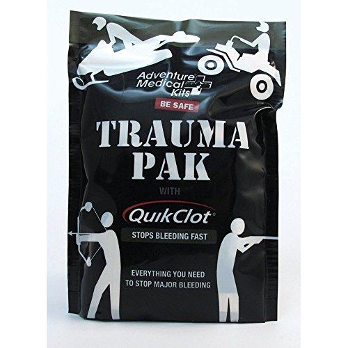 Adventure-Medical-Kits-Trauma-Pak-with-QuikClot-Sponge