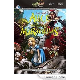 Alice no Pa�s das Maravilhas (Portuguese Edition)