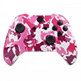 Designer Replacement Controller Shell and Button Kit XBOX One Pink Camo