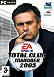 Total Club Manager 2005 (PC CD) [Windows] - Game