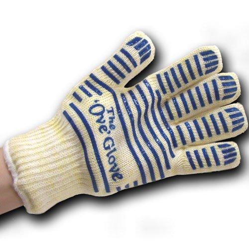 Gant anti chaleur avec bandes silicone gants et carr s - Gants cuisine anti chaleur ...