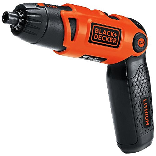 BLACK+DECKER LI2000 3.6-Volt 3-Position Rechargeable Screwdriver (Black And Decker Drill Driver compare prices)