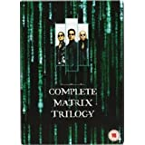 Matrix Trilogy 3-Disc Set: The Matrix, Matrix Reloaded and Matrix Revolutions [DVD] [2005]by Jada Pinkett Smith