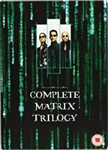 Matrix Trilogy 3-Disc Set: The Matrix, Matrix Reloaded and Matrix Revolutions [DVD] [1999]