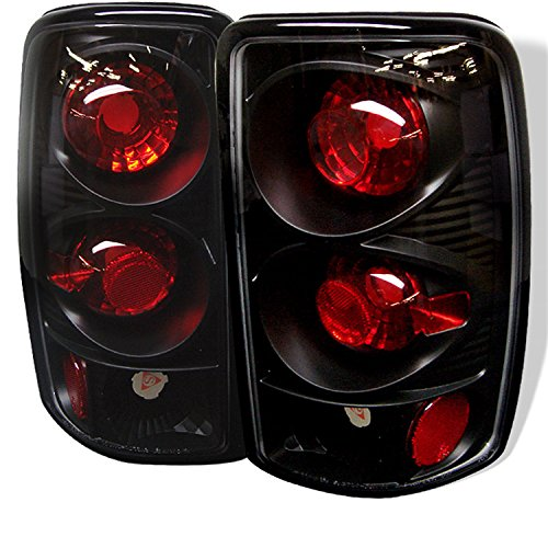 Spyder Auto Chevy Suburban/Tahoe 1500/2500/GMC Yukon/Yukon XL/GMC Yukon Denali/Denali XL Black Altezza Tail Light (2006 Denali Yukon Xl compare prices)