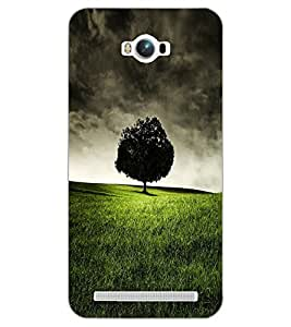 ASUS ZENFONE MAX TREE Back Cover by PRINTSWAG