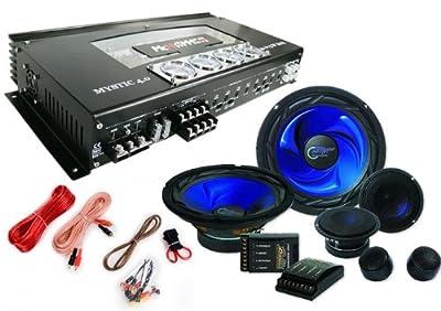2700W CAR-Hifi SET Auto Musikanlage Verstärekr Boxen Endstufe Lautsprecher CAR-8 von etc-shop bei Reifen Onlineshop