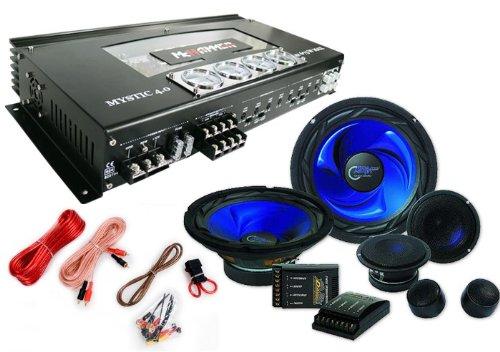 2700W CAR-Hifi SET Auto Musikanlage Verstärekr