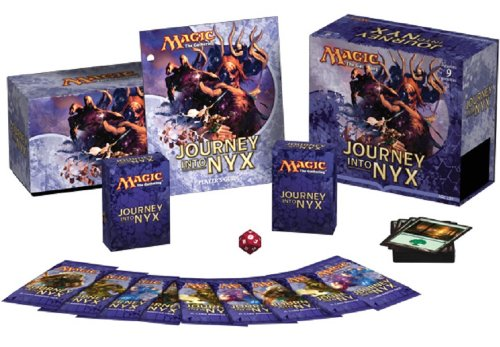 Magic The Gathering: Journey Into Nyx Fat Pack front-524584