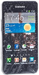 Xcase Wasser- & staubdichte Folien-Schutztasche für Samsung Galaxy S2