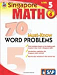 Singapore Math:70 Word Problems L.5 Gr.6