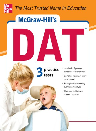 McGraw-Hill's DAT (Mcgraw-Hill Test Prep)