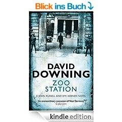 Zoo Station (John Russell and Effi Koenen Novel)