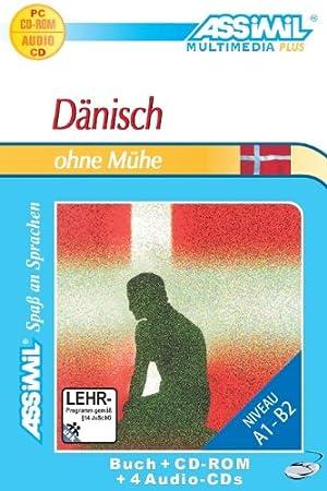 Dänisch ohne Mühe. Multimedia-PLUS. Lehrbuch + 4 Audio CDs + CD-ROM