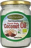 Ma Devlin's 100% Organic Virgin Coconut Oil 500ml - Organic Certified EEC & USDA