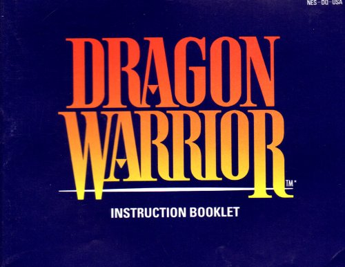 Nes Dragon Warrior