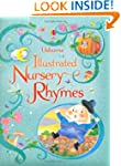 Usborne Illustrated Book of Nursery R...