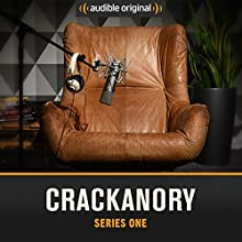 Crackanory (Series 1) Other by Nico Tatarowicz, Toby Davies, Holly Walsh, Jane Bussman Narrated by Jack Dee, Sharon Horgan, Sarah Solemani, Stephen Mangan