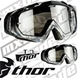 Thor Hero Goggles Black/Clear 2601-0699