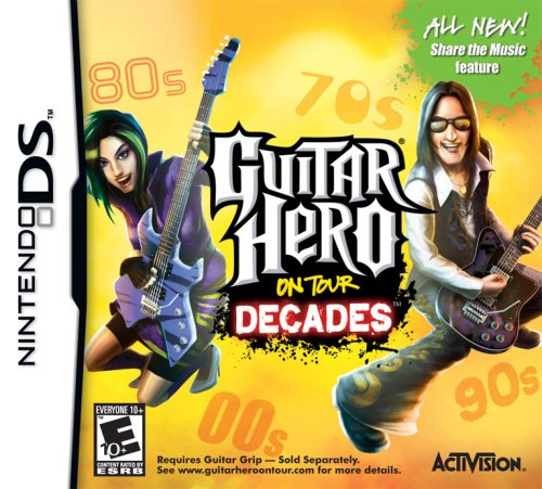 Guitar Hero On Tour: Decades - Nintendo DS - 1