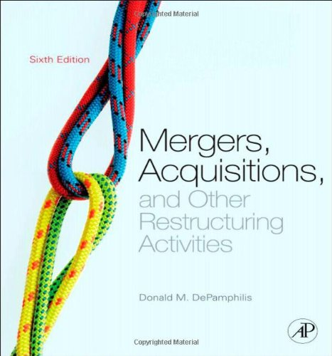 Mergers, Acquisitions, and Other Restructuring...