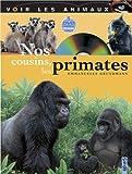 Nos cousins, les primates (1DVD)