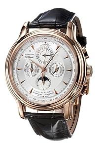Zenith Academy Quantieme Perpetuel Men's Automatic Watch 18-1260-4003-01-C505