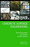 img - for Concrete Surface Engineering (Modern Concrete Technology) book / textbook / text book