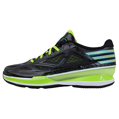 (アディダス) adidas メンズ Adizero Crazy Light 3 Low アディゼロ クレージー ライト 3 ロー, バスケットボール シューズ G98342 [並行輸入品], 29 CM (UK Size 10.5)