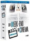 echange, troc Coffret 3 DVD Un week-end de cinéma : thriller