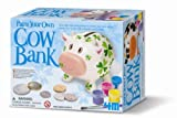 Paint Your Own Cow Bank