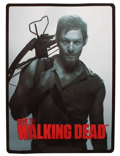 Best Review Of The Walking Dead Daryl Dixon Soft Fleece Throw Blanket 46 x 60